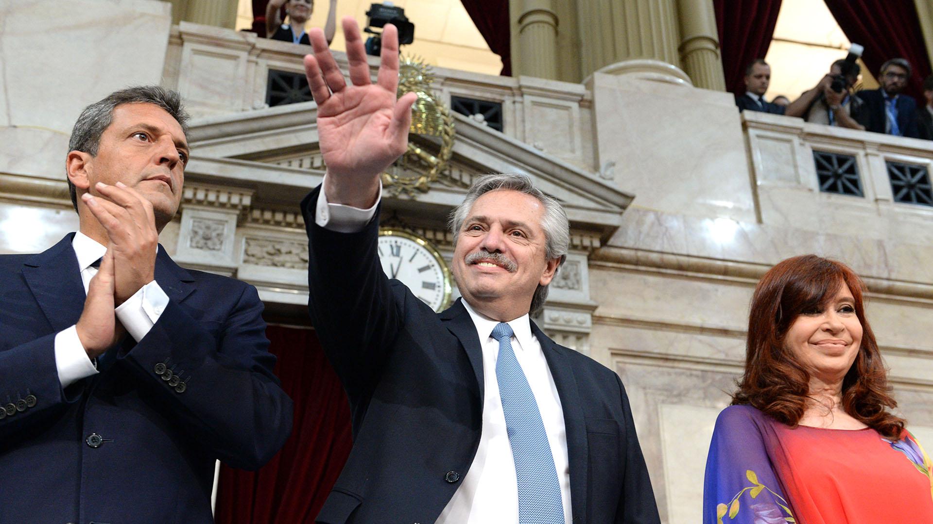 La nueva agenda política de Alberto Fernández: apoyo de Massa, monitoreo de Cristina  Kirchner y pedidos de la oposición - Infobae