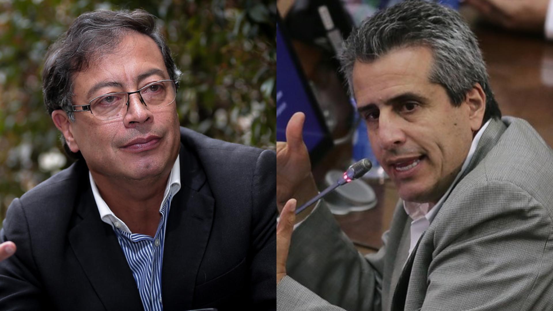 "Bienvenido senador Velasco"": Gustavo Petro celebra la llegada del liberal  al Pacto Histórico - Infobae"