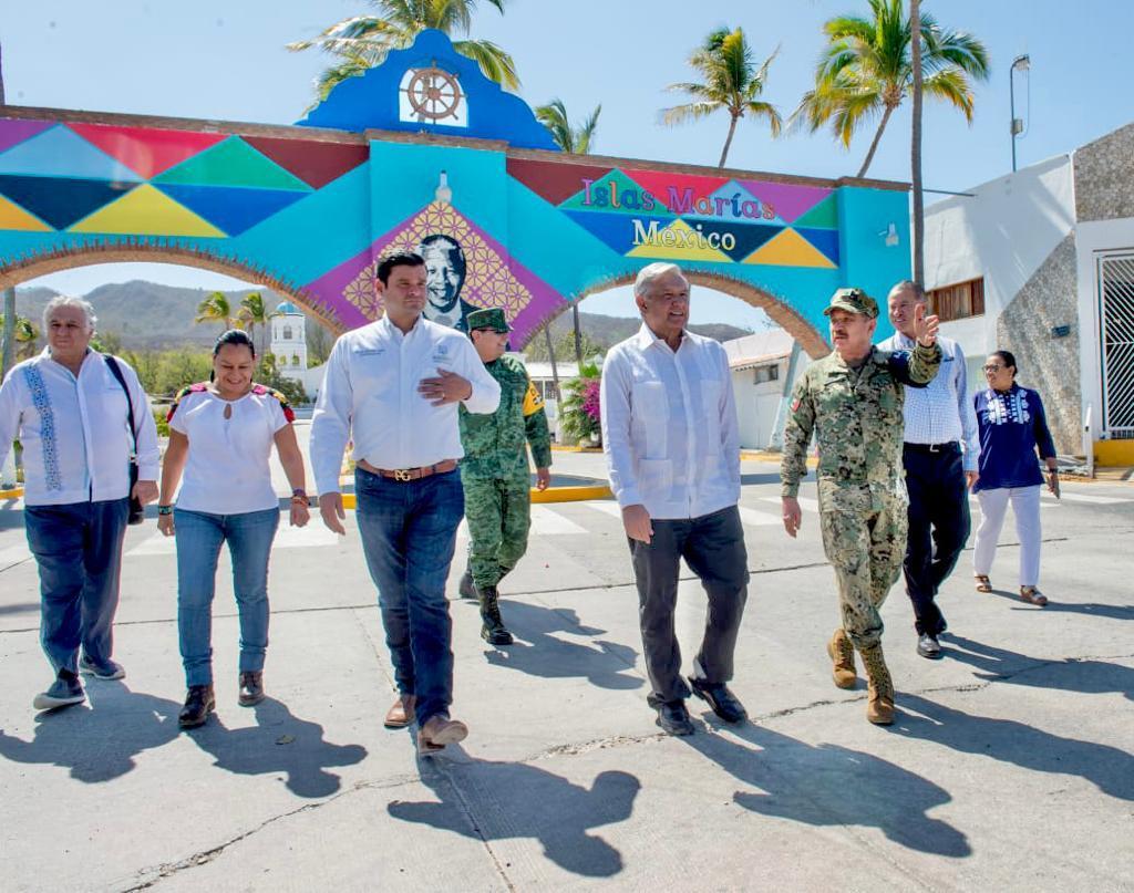 """Islas Marías: de prisión de máxima seguridad a centro turístico, así se  podrán visitar los """"Muros de agua"""" - Infobae"""