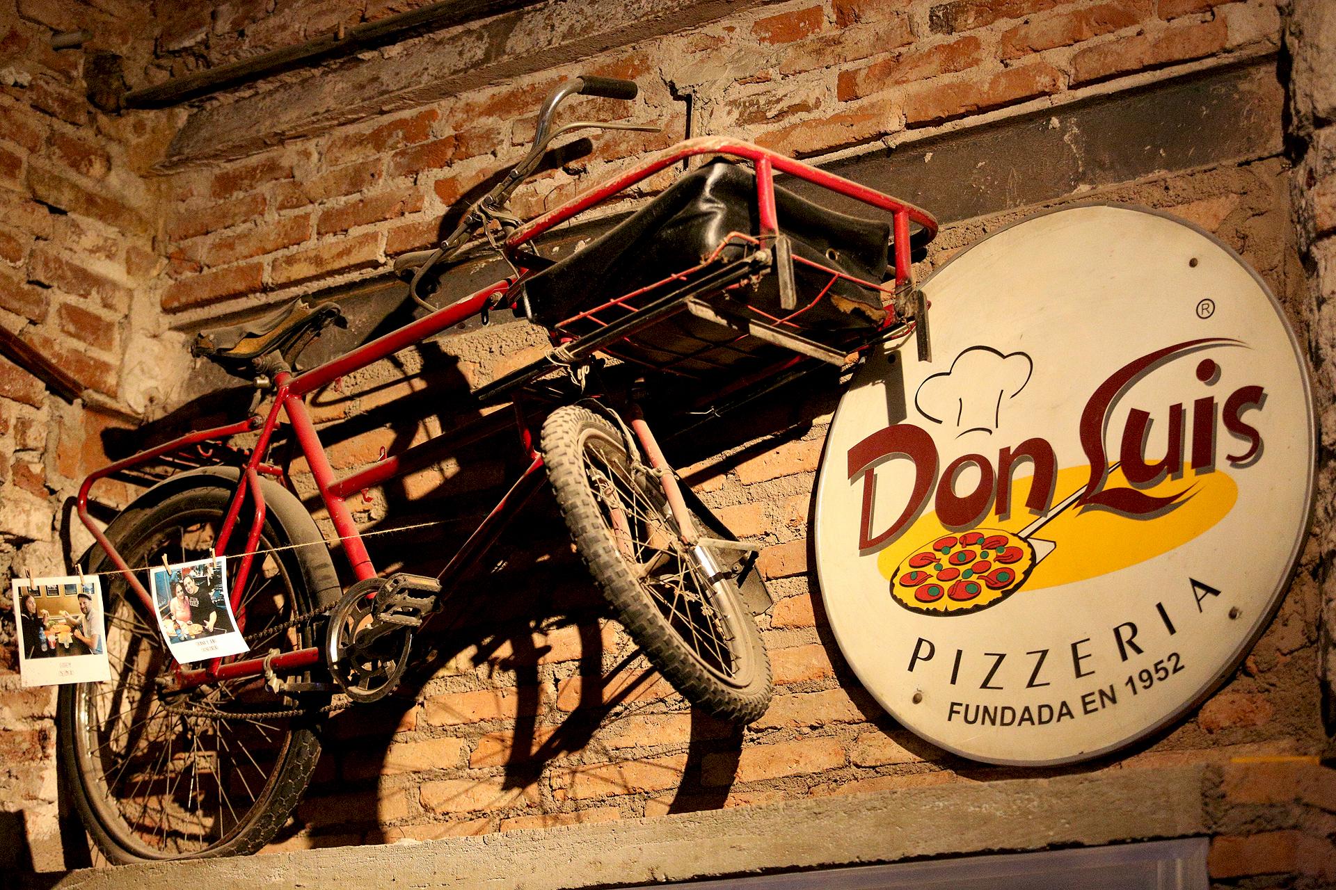 Fundado en 1952, Don Luis es el primer establecimiento pizzero de Córdoba Capital