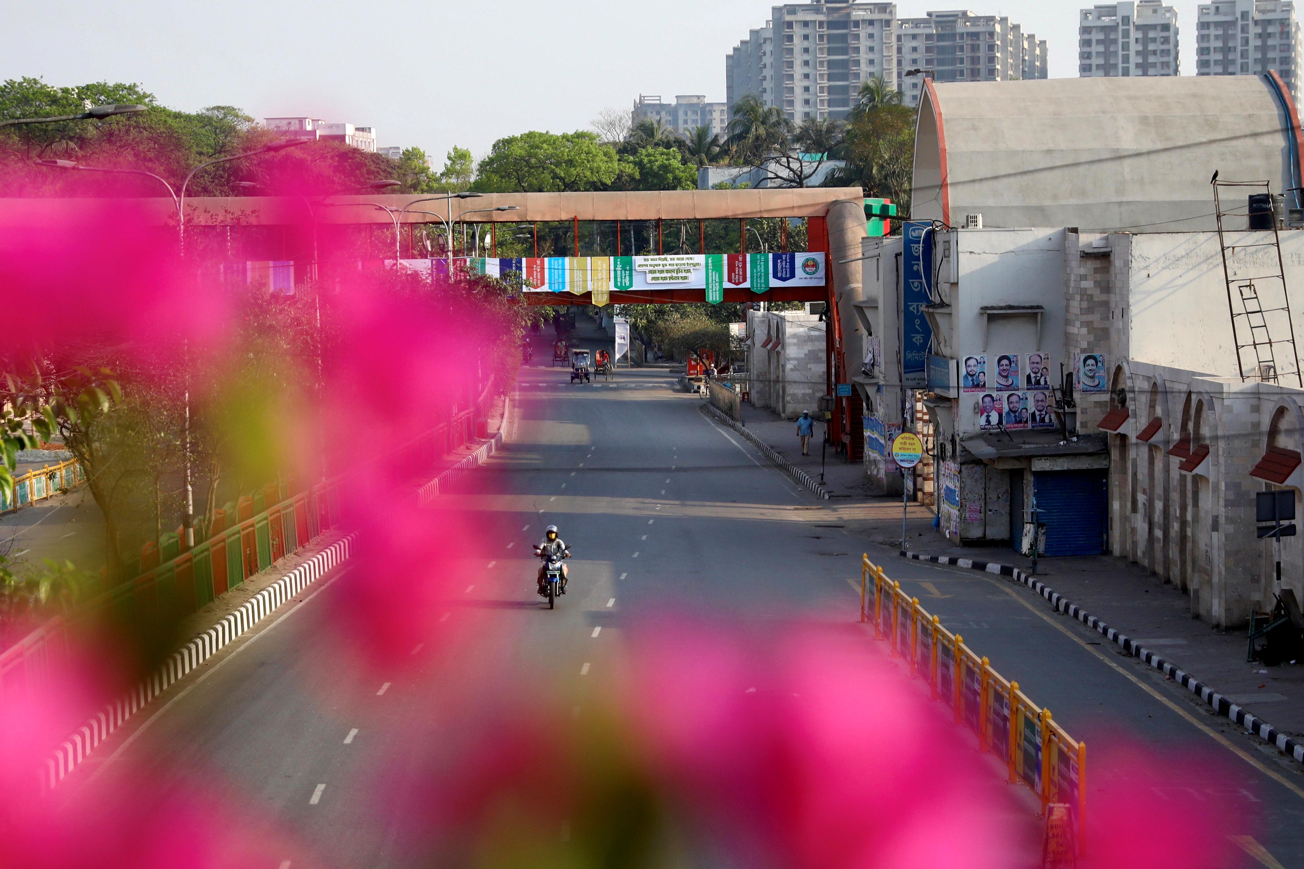 AHORA - El sistema político bangladesí es una democracia parlamentaria (REUTERS/Mohammad Ponir Hossain)