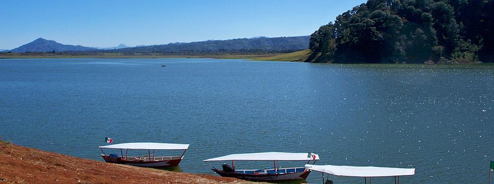 Huauchinango es un paraíso natural. (Foto: Sectur)