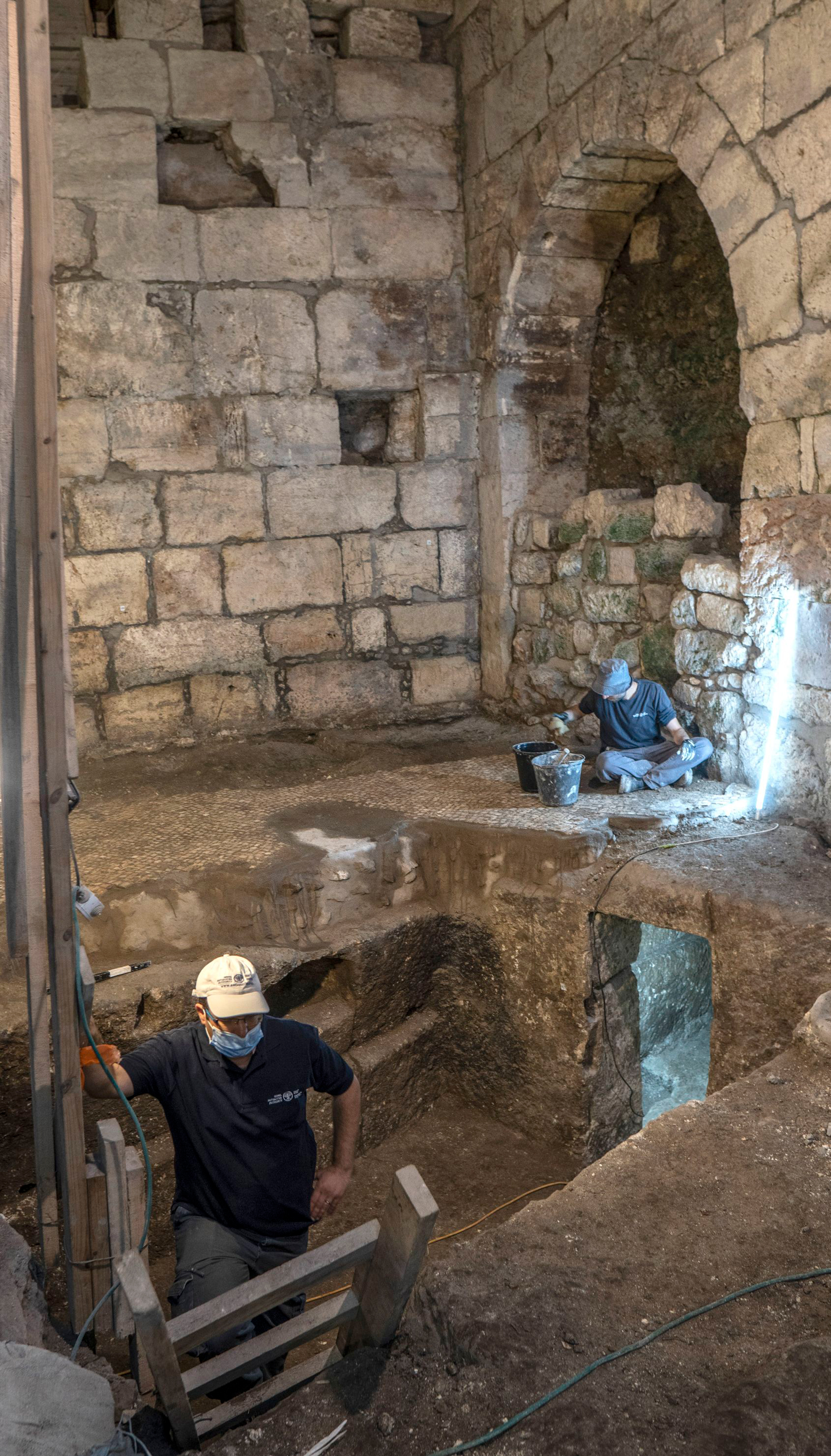 (Crédito: Israel Antiquities Authority)