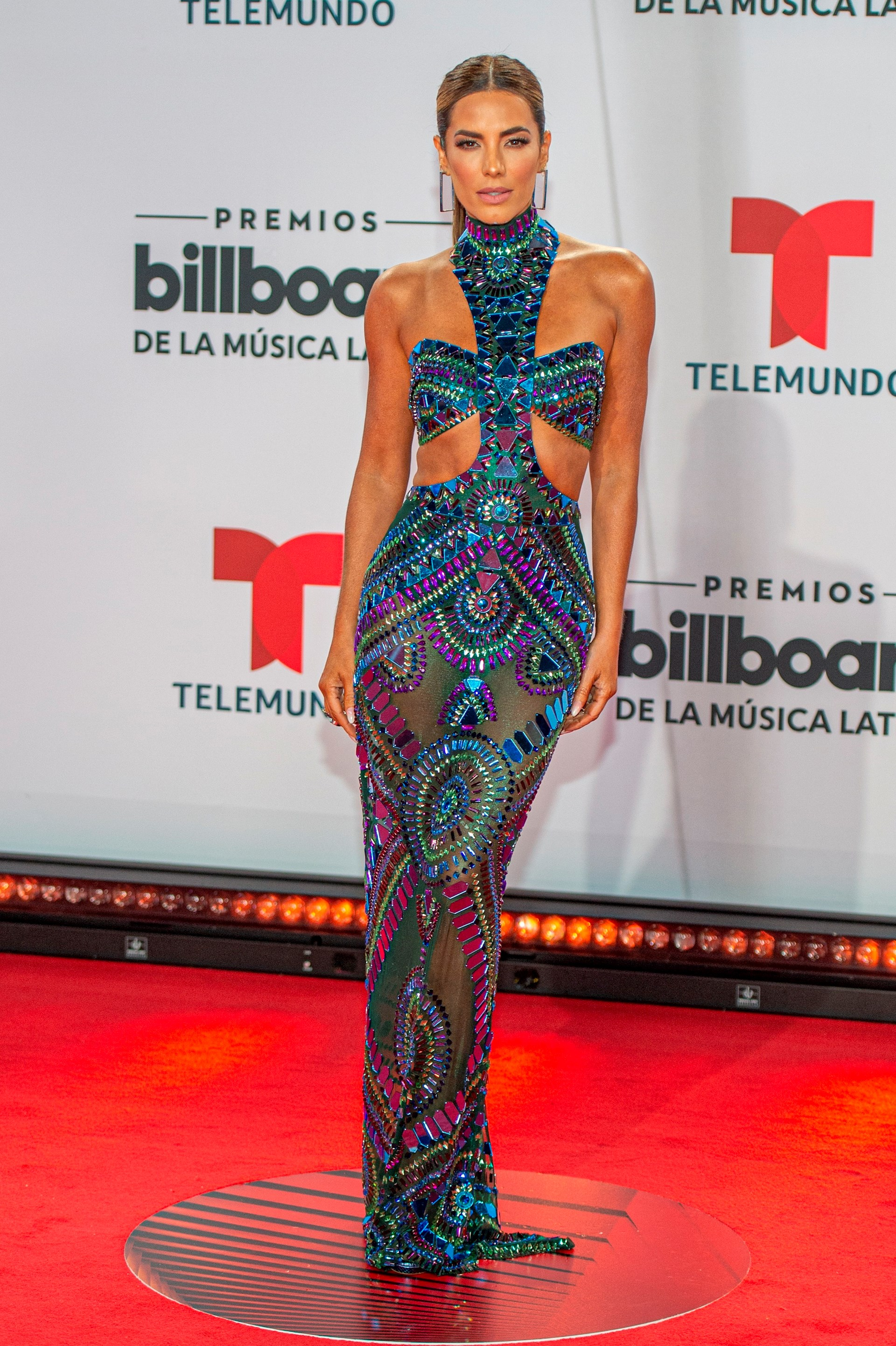 La actriz venezolana Gaby Espino (Foto: EFE/Giorgio Viera)