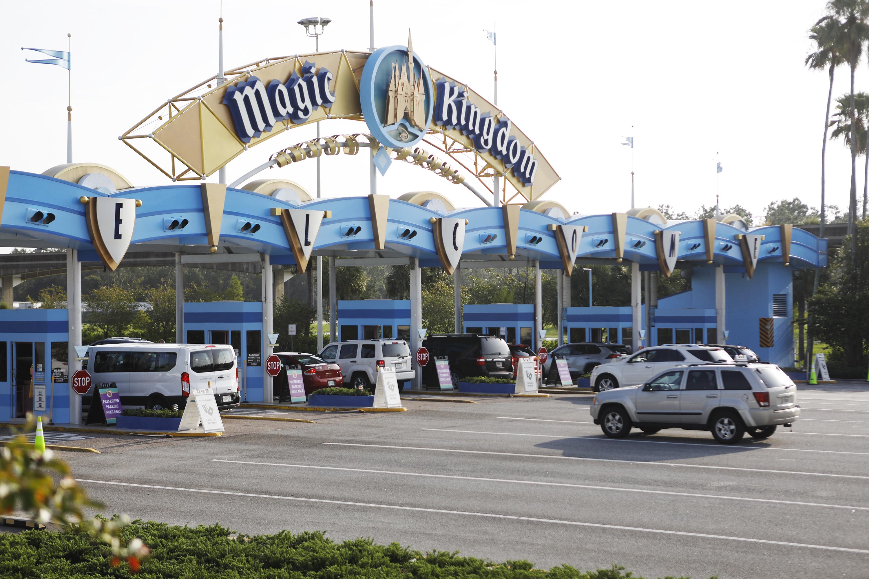 Este sábado reabrieron dos parques de Disney en Orlando