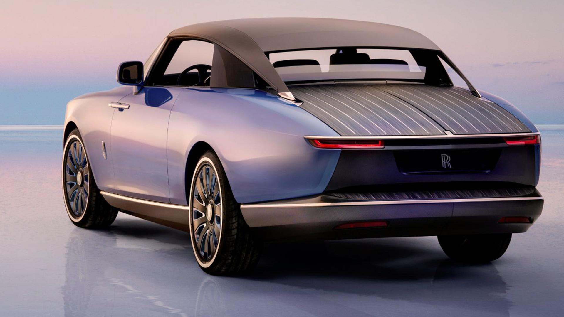 Rolls Royce fabricó el auto más caro del mundo y sus dueños son dos famosos  músicos - Infobae