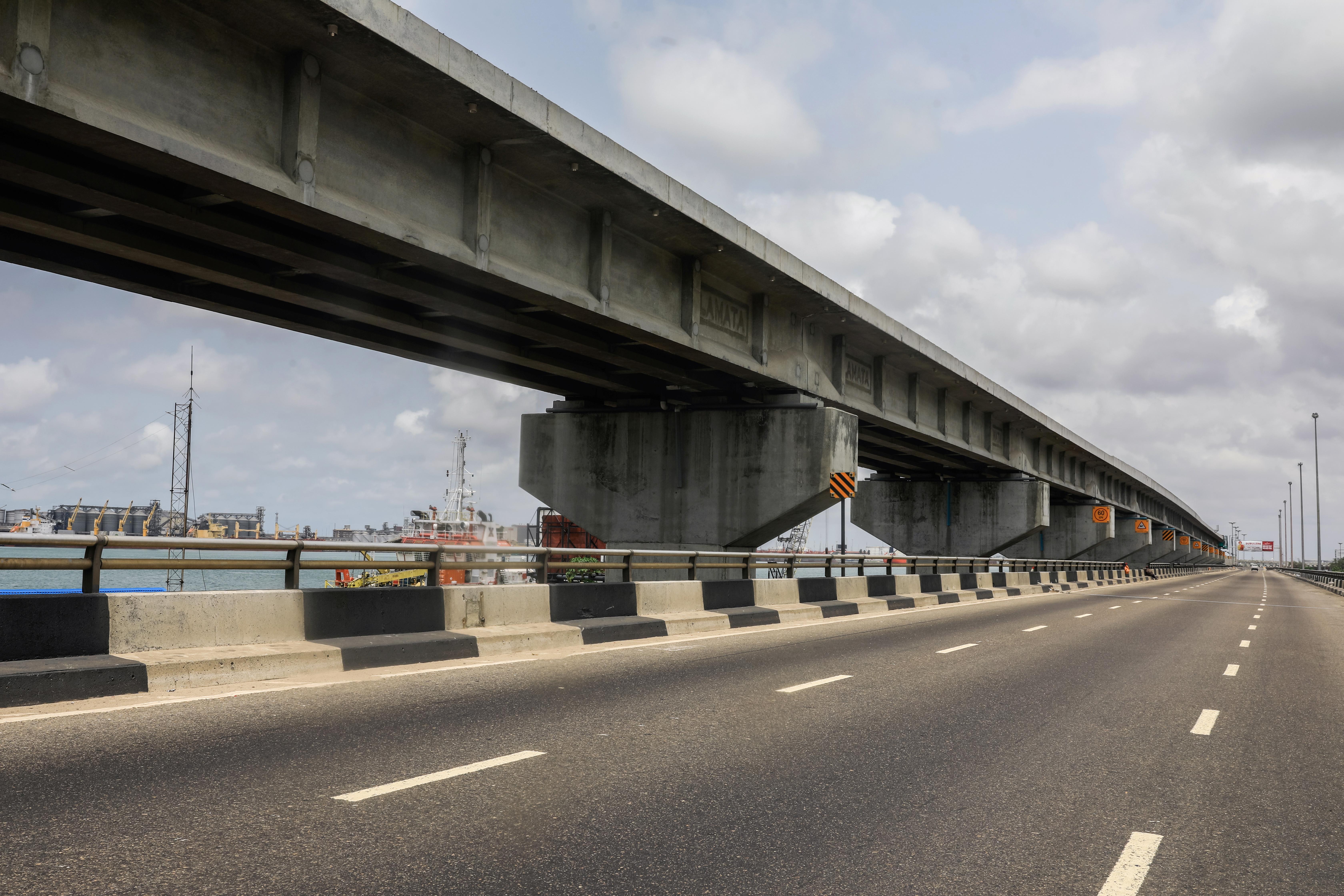 El dsitricto comercial de Lagos, Nigeria (REUTERS/Temilade Adelaja)