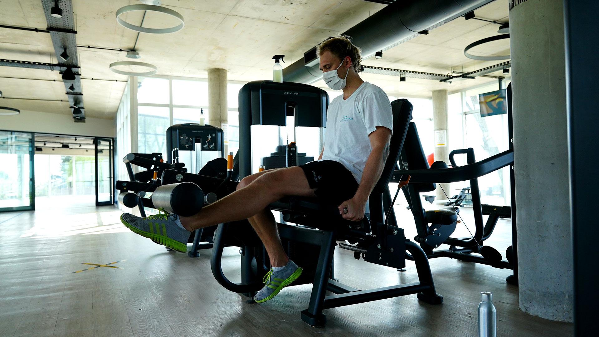 El protocolo establece requisitos específicos para los asistentes y para los gimnasios.