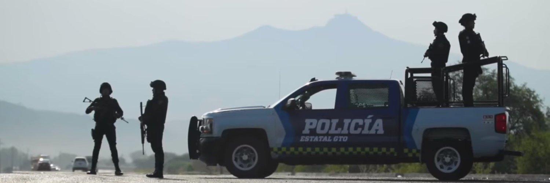 Imagen ilustrativa de la policía de Guanajuato. Este jueves, el gobernador, Diego Sinhue anunció la detención de los implicados en el explosivo contra el empresario Mario Alberto Hernández y su socio  (Foto: FSPE_Gto)