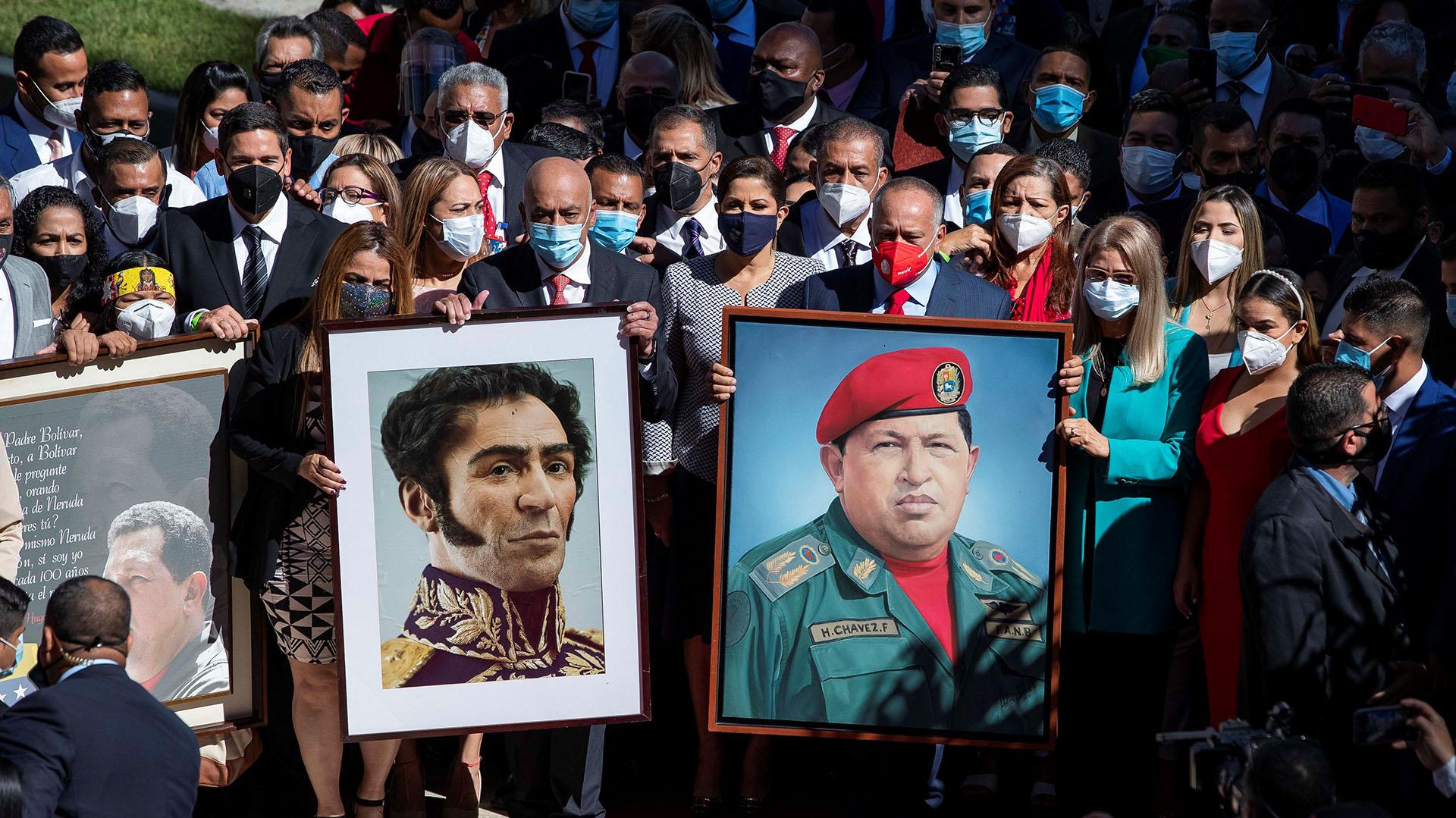 El régimen chavista anunció que Jorge Rodríguez será el próximo presidente de la Asamblea Nacional de Venezuela - Infobae