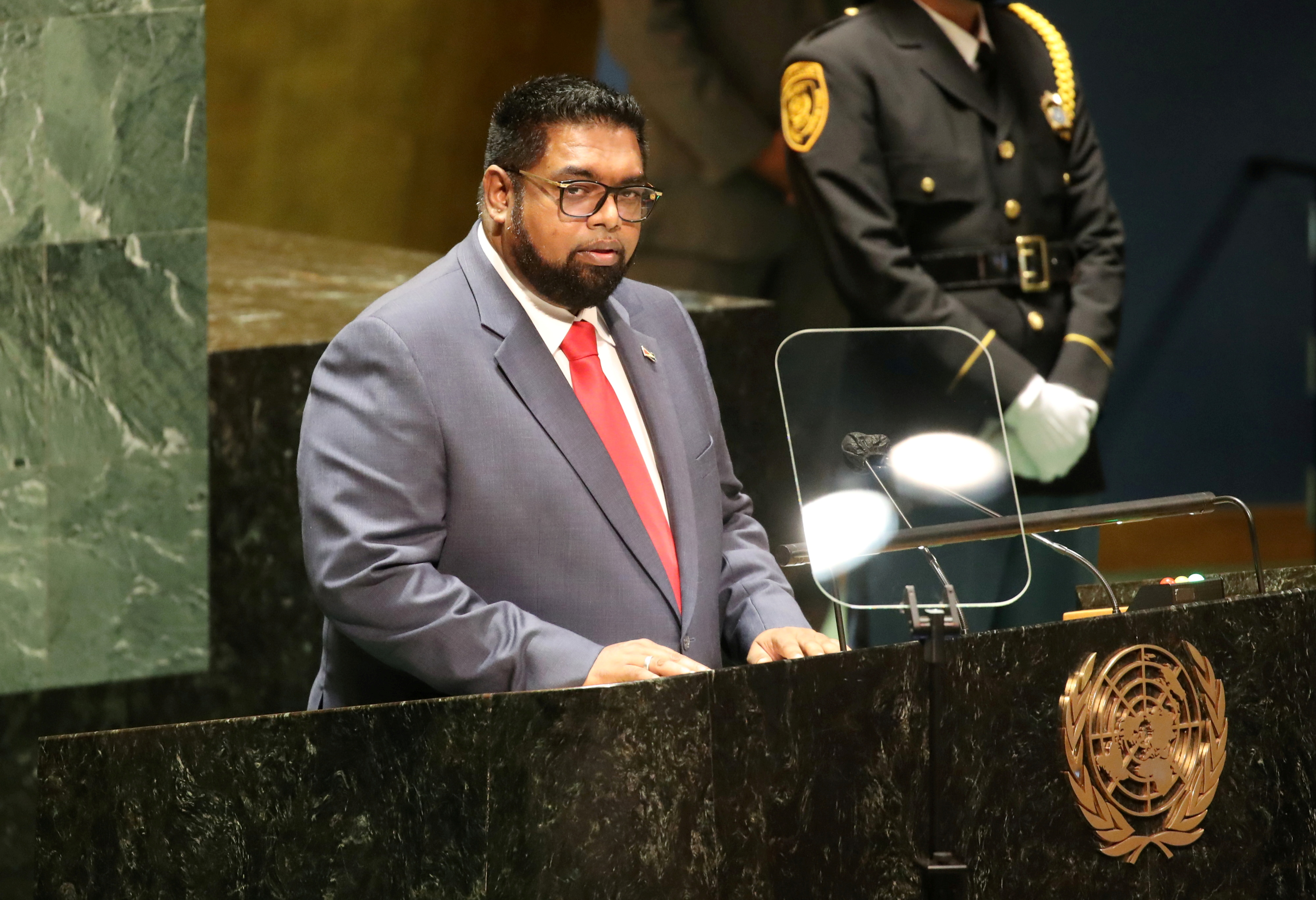 """El régimen de Nicolás Maduro deploró la """"mala fe"""" de Guyana en la ONU sobre la zona en disputa"""
