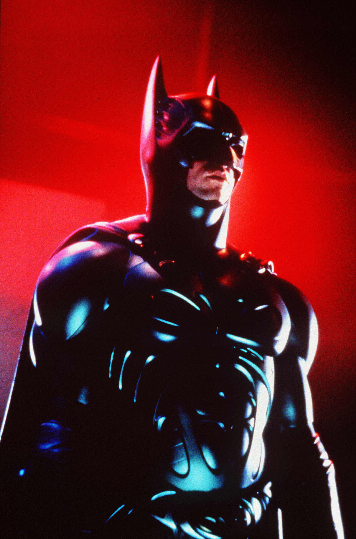 Kilmer solo interpretó a Batman en una película (Warner Bros/Kobal/Shutterstock (5883738b)