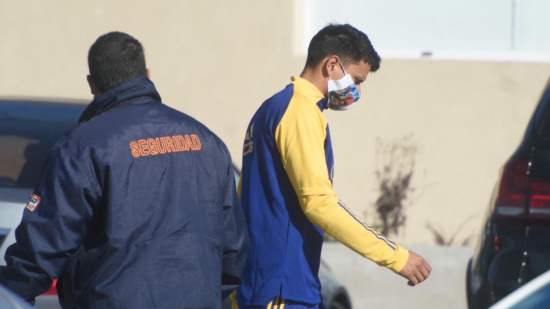El Xeneize desarrolló los trabajos de cara al reinicio de la Copa Libertadores pautado para el 17 de septiembre ante Libertad de Paraguay
