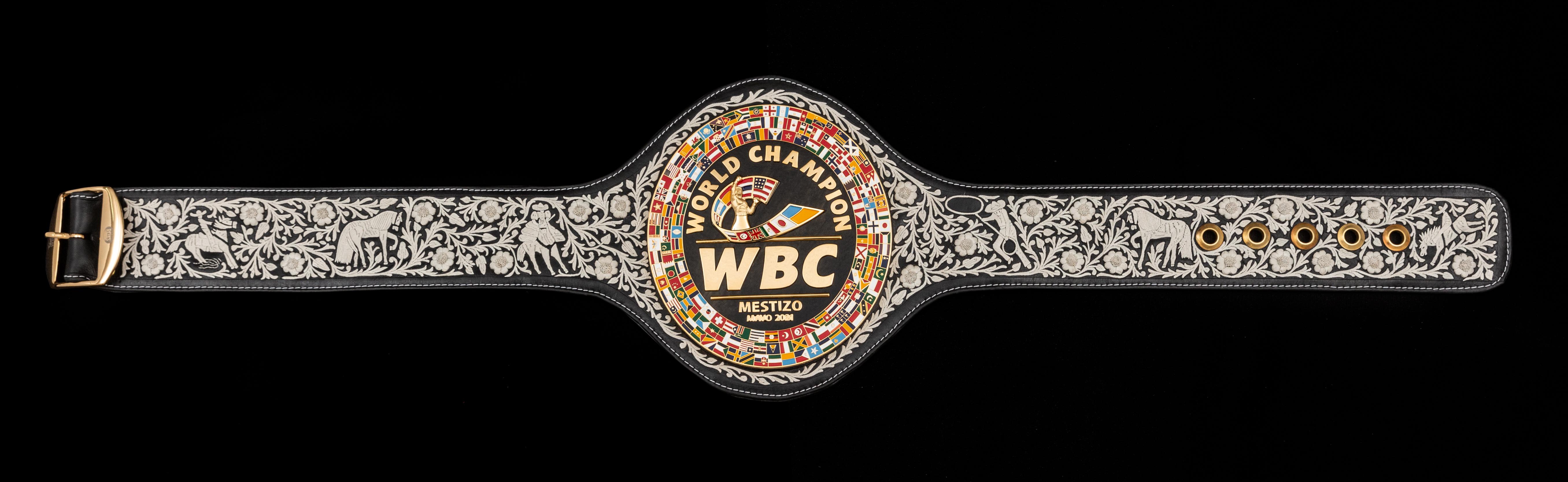 El próximo 8 de mayo, el cinturón mestizo tendrá nuevo propietario (Foto: WBC)