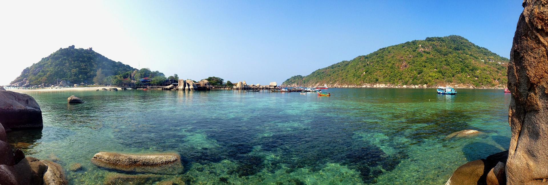 Es la segunda isla más grande del Golfo de Tailandia y la tercera del país (Getty Images)