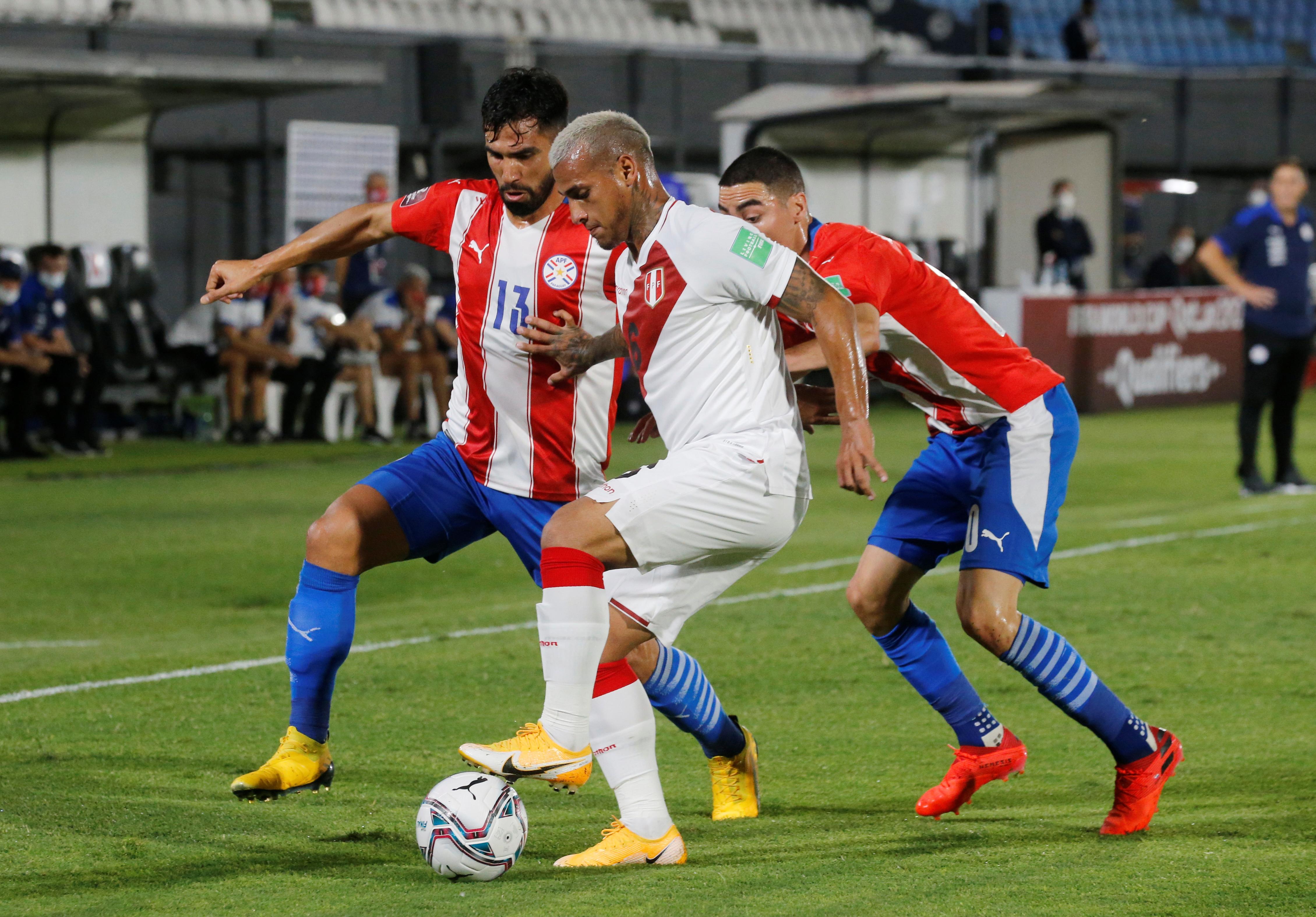 En Un Partidazo Paraguay Y Peru Empataron 2 2 En El Comienzo De Las Eliminatorias Rumbo A Qatar 2022 Infobae