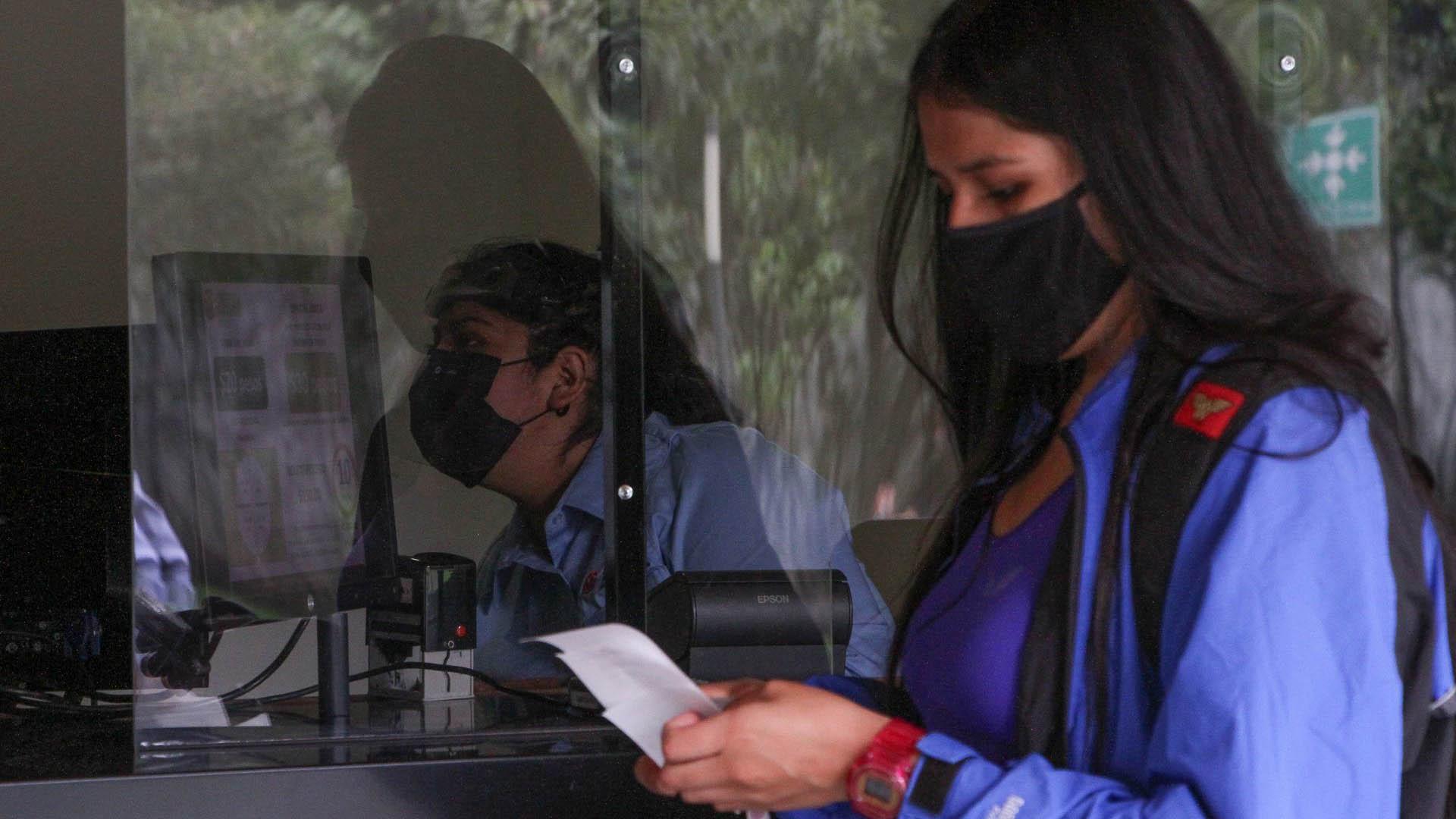 El uso de cubrebocas dentro de las instalaciones de la Cieneteca es obligatorio para todos los asistentes (Foto: Cuartoscuro)