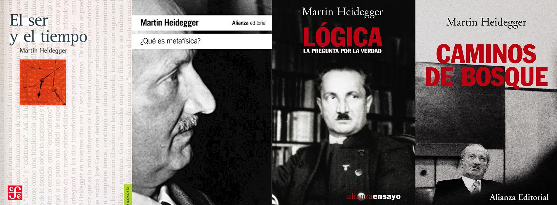 Algunas obras del autor alemán