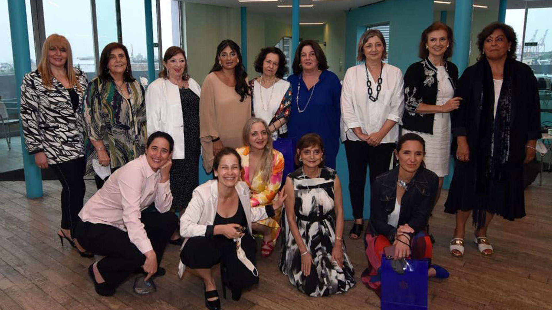 Un selecto grupo de mujeres destacadas fueron reconocidas por la Fundación Proa -entidad que dirige Adriana Rosenberg- y por Jean Pierre Joyeros, una empresa encabezada por Claudia Stad