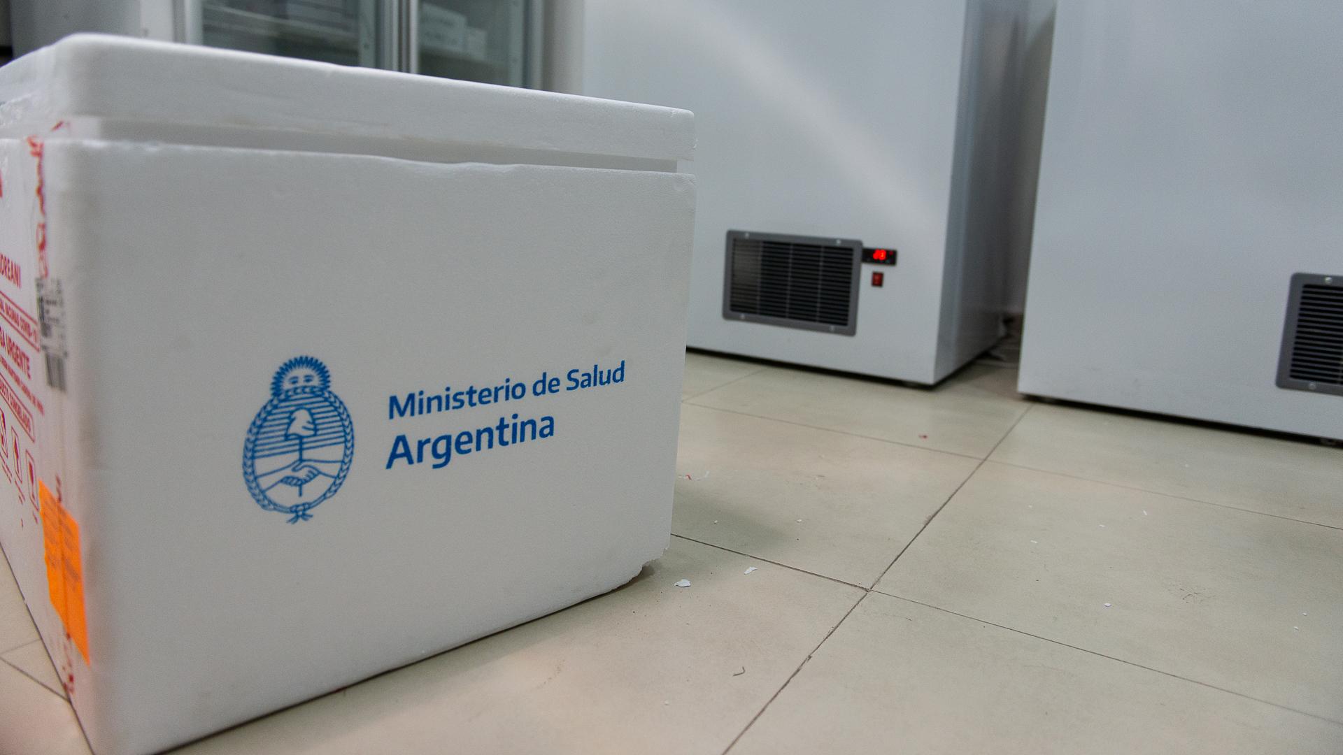 Carlos Zannini, Eduardo Valdés, Jorge Taiana, Felipe Solá y Martín Guzmán, entre otros, son los que se conocen hasta el momento que fueron inmunizados