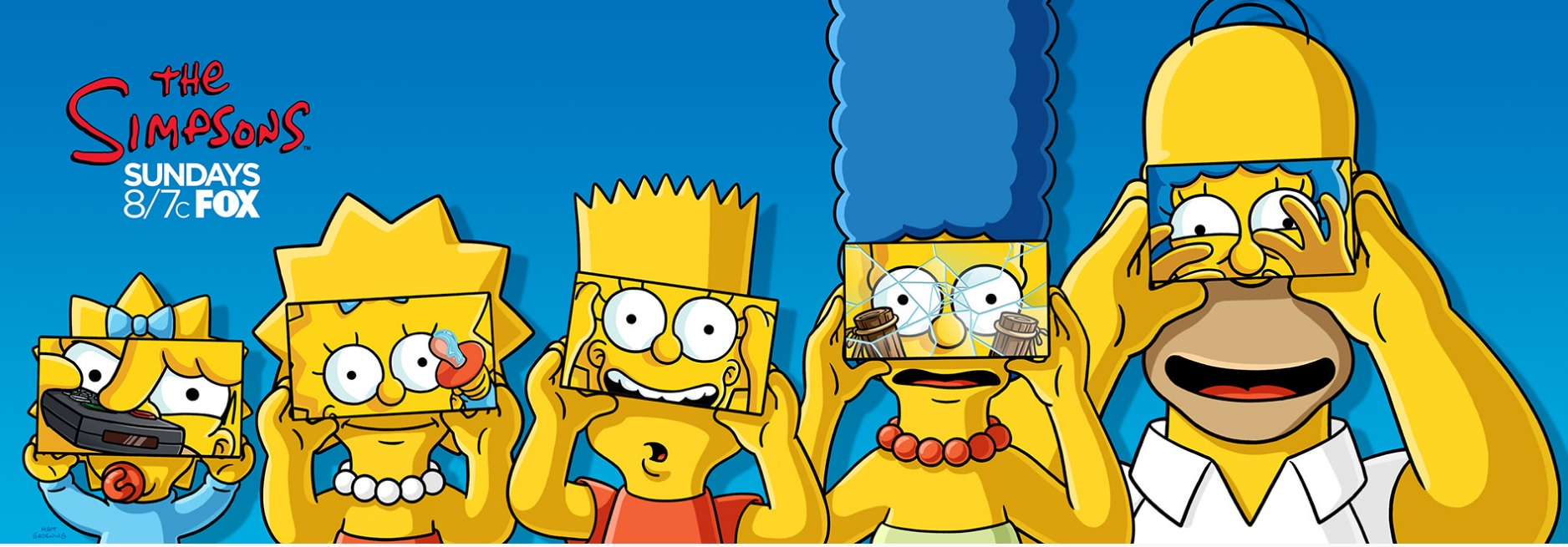 "Edwin Aguilar colaboró con ""Chuck"" Jones para la serie animada (Matt Groening/Fox)"