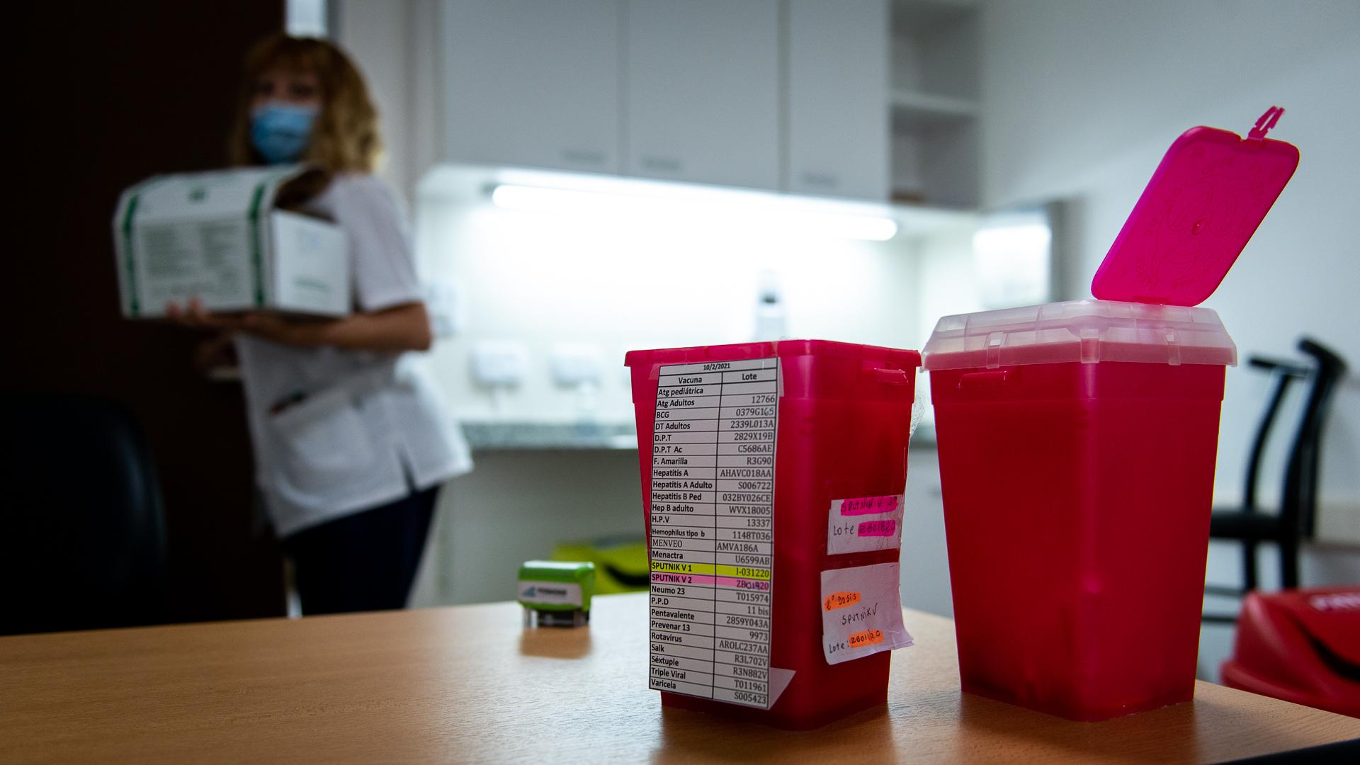 Muchos de los beneficiados ya recibieron las dos dosis lo cual explica que la vacunación VIP comenzó hace al menos un mes