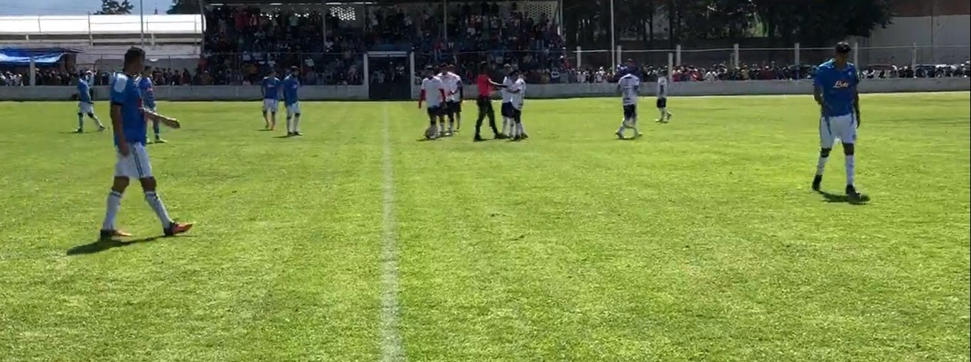 Adalid Maganda fue separado por pitar un partido amateur (Foto: Especial)