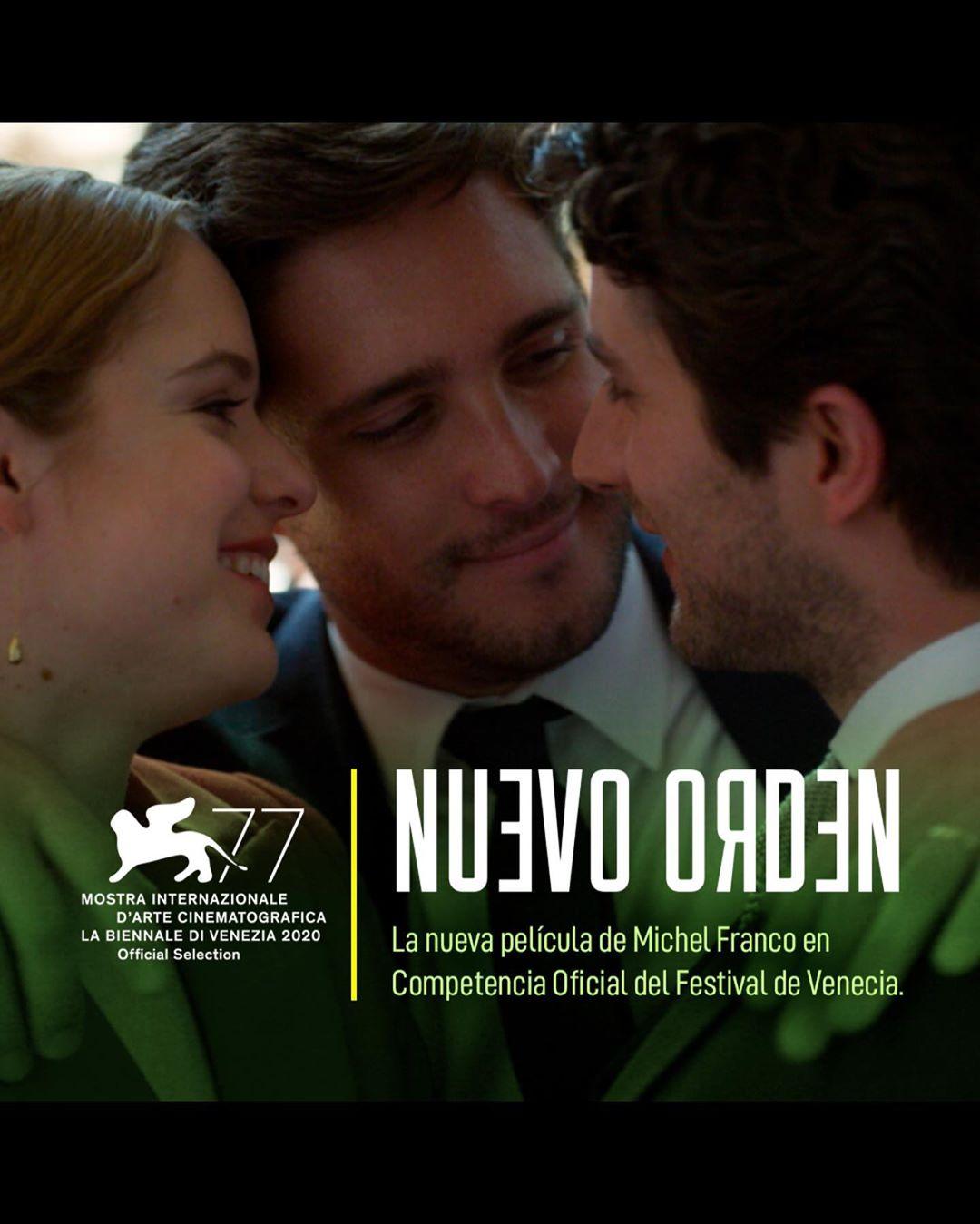 """Nuevo Orden"""", el filme de Michel Franco, ganó el Leoncino de Oro en el  Festival de Cine de Venecia - Infobae"""