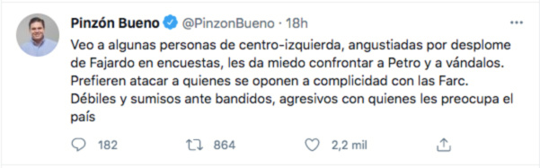 Trino de Juan Carlos Pinzón