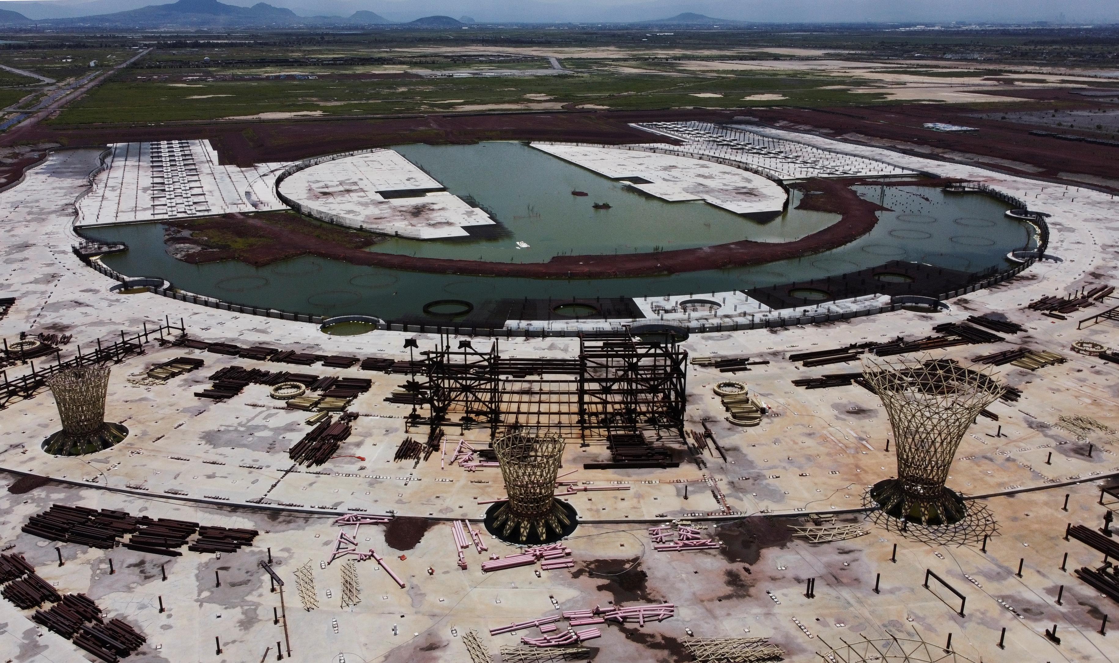 El proyecto de conservación ha sido aclamado por López Obrador como una