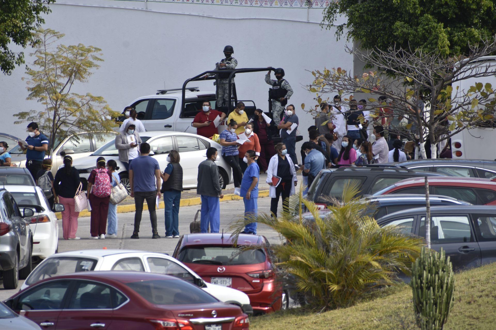 Chilpancingo, Guerrero. 13 de enero de 2021.