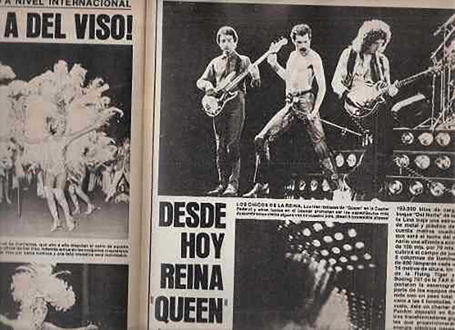40 años del mejor Queen en Argentina - Infobae