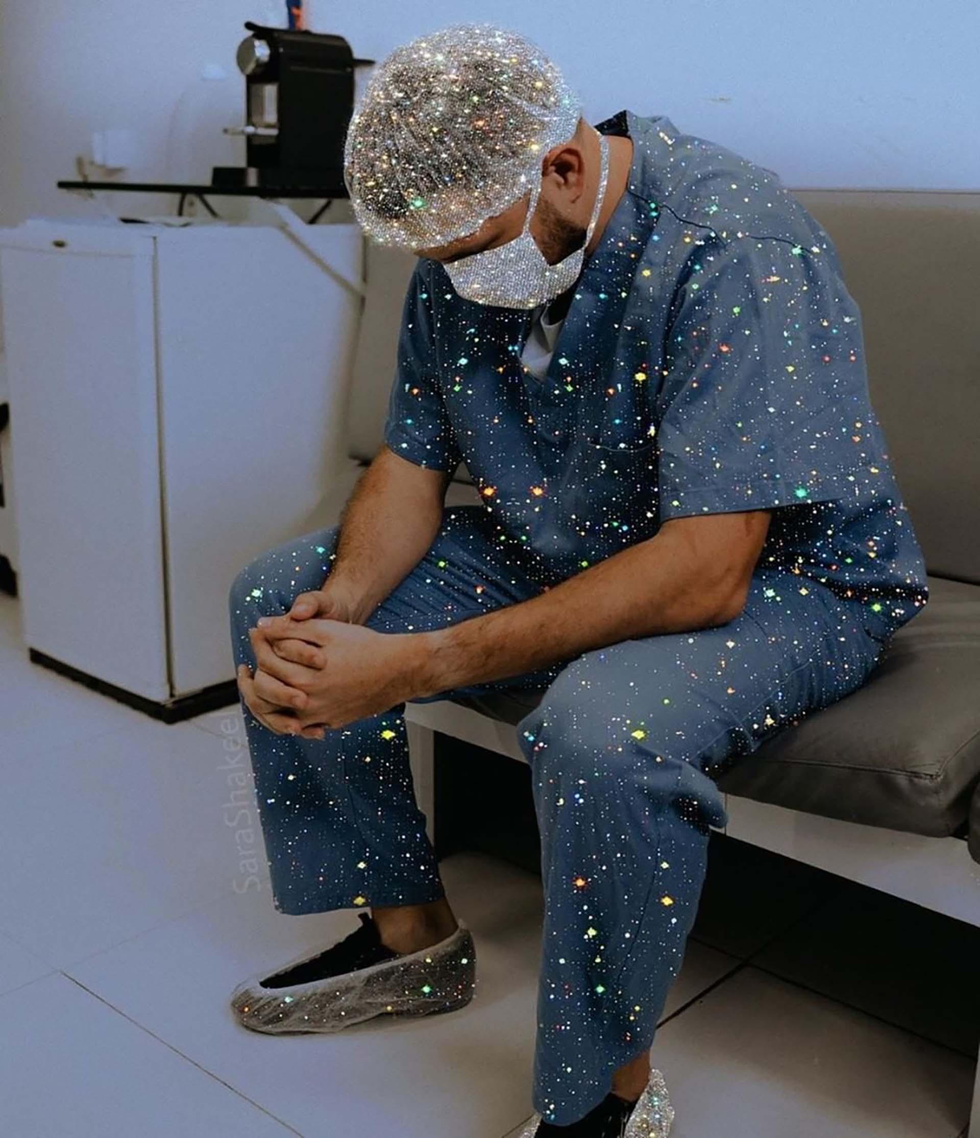 Médicos y enfermeros están al frente de la lucha contra el coronavirus.