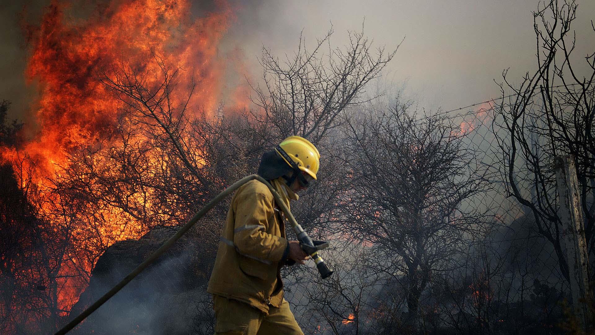 2020 fue el año con más focos de incendios forestales en toda la historia argentina: desde enero y hasta noviembre se habían registrado 69.600 focos en alrededor de doce provincias