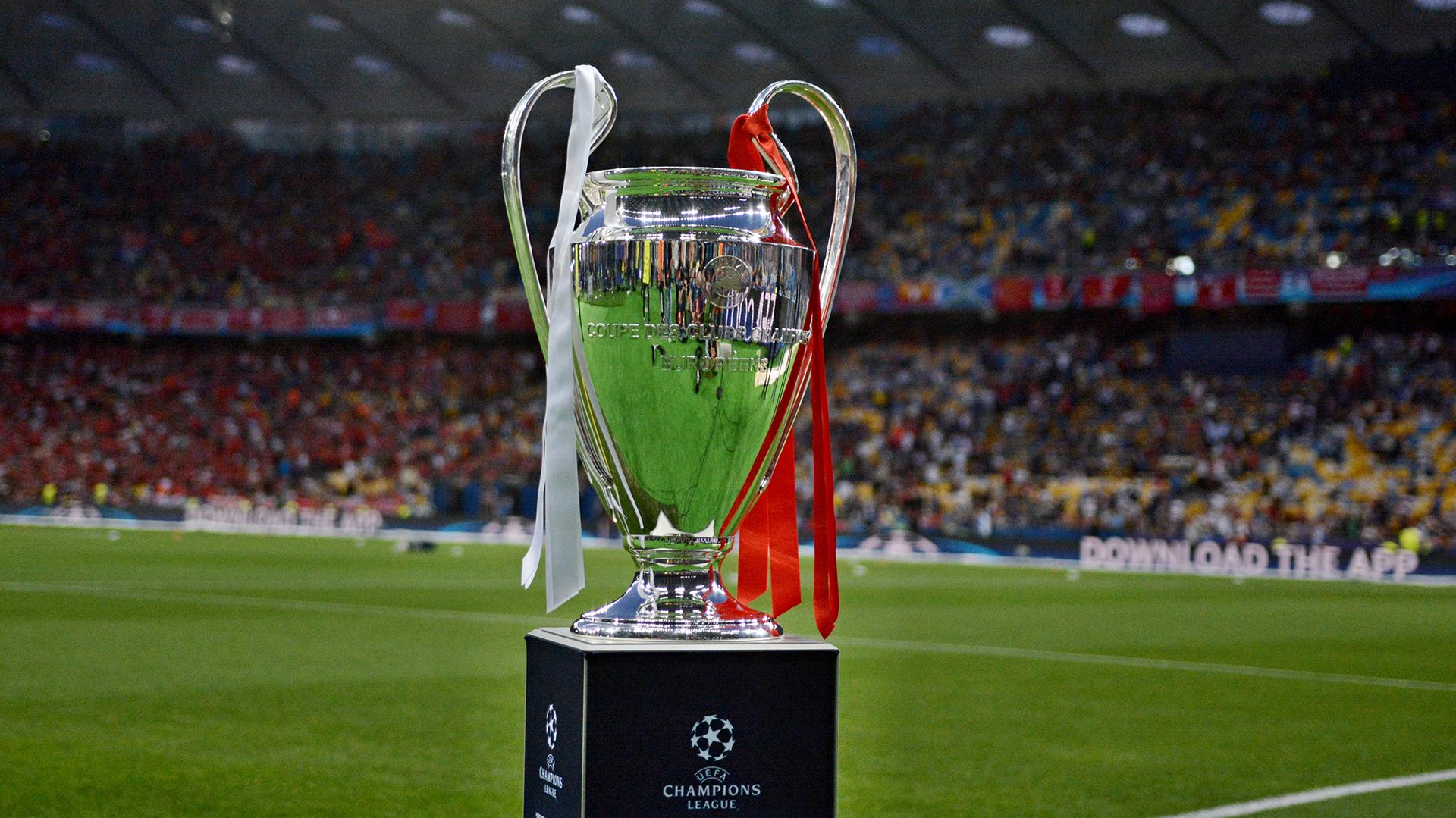 Única sede y cambio de formato: así sería la fase final de la Champions  League - Infobae
