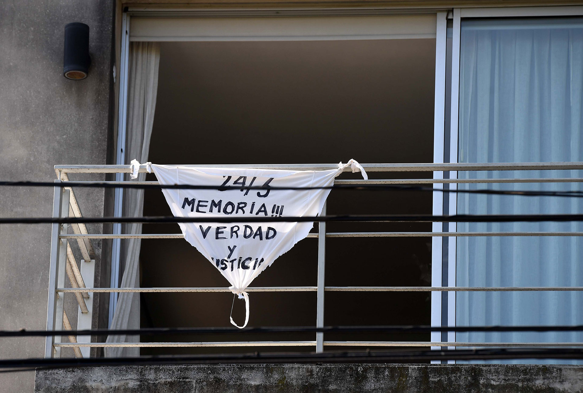 Para el 24 de marzo los organismos de derechos humanos argentinos llamaron a realizar un