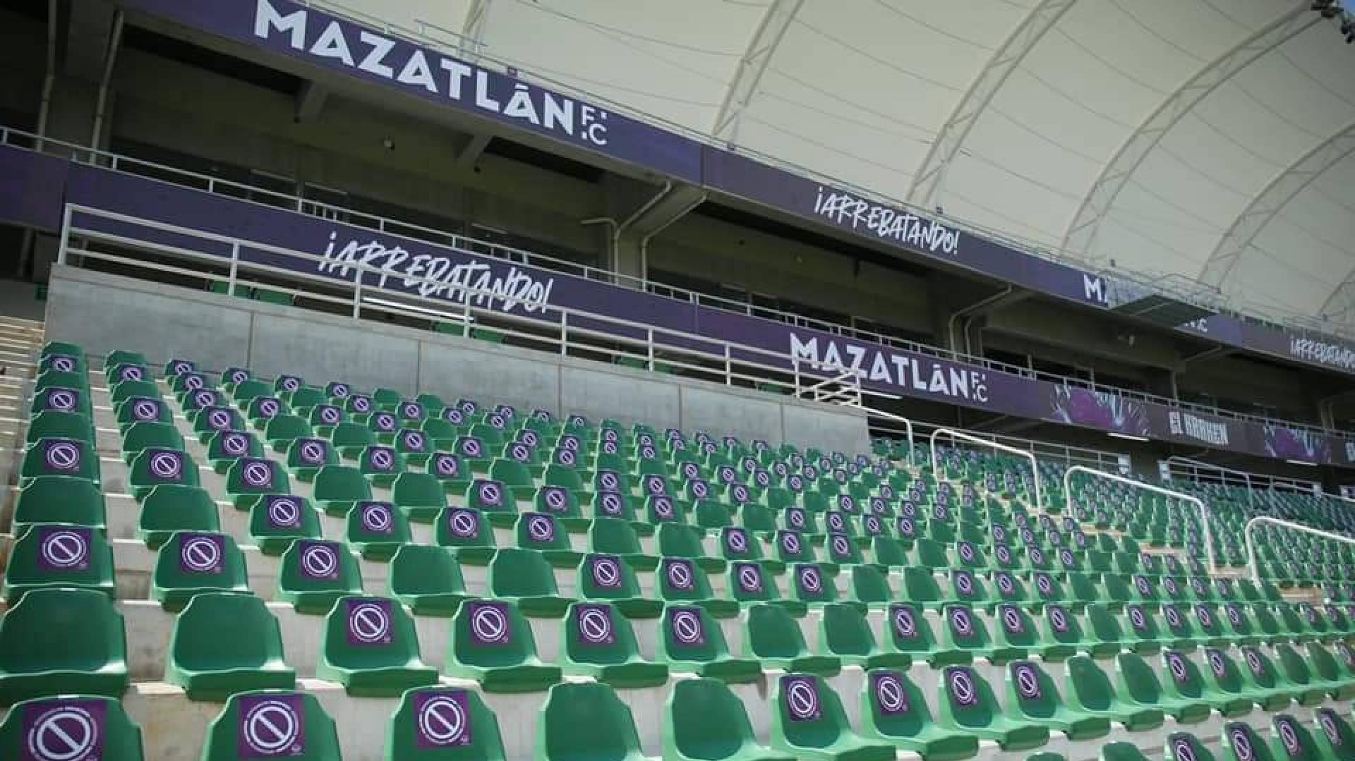 Mazatlán FC pedirá prueba PCR para ingresar al estadio Kraken ante aumento de casos de COVID-19