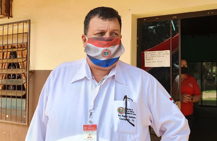 Parte de la ciudadanía concepcionera no cumple con las medidas sanitarias.FOTO:ARCHIVO