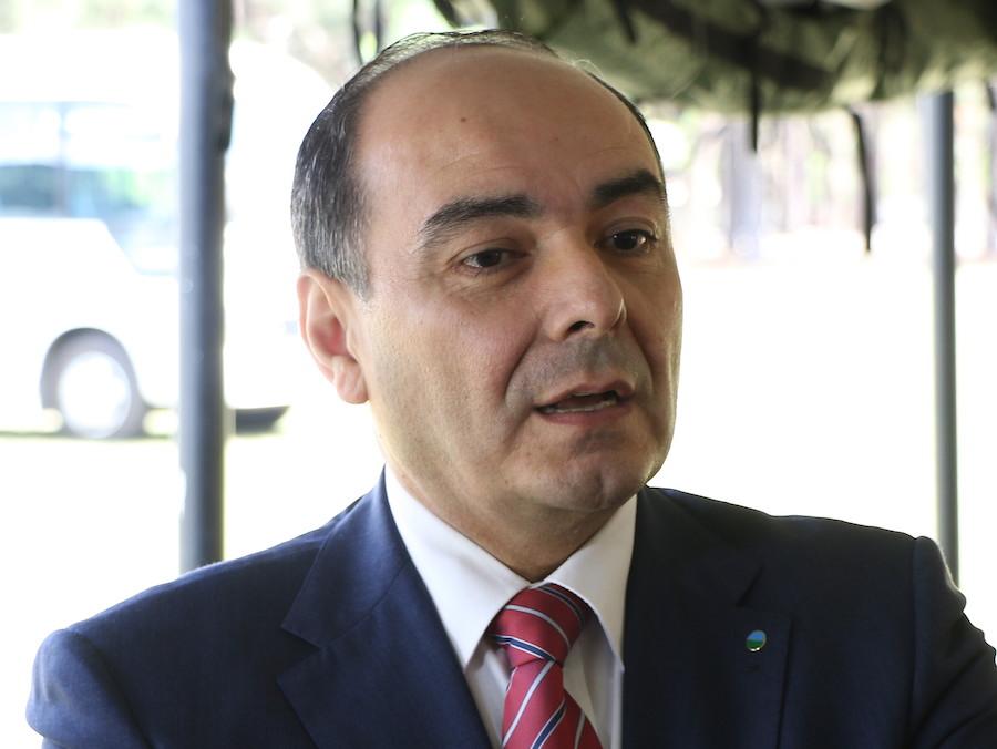 Antonio Rivas Palacios, ministro de Relaciones Exteriores. Foto: Archivo.