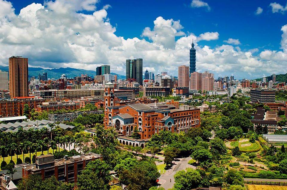 La Universidad Nacional de Taiwán, de acuerdo con el QS World University Rankings (2020), se coloca en el puesto 69 a nivel mundial y en el puesto 22 en Asia. Foto: Gentileza.