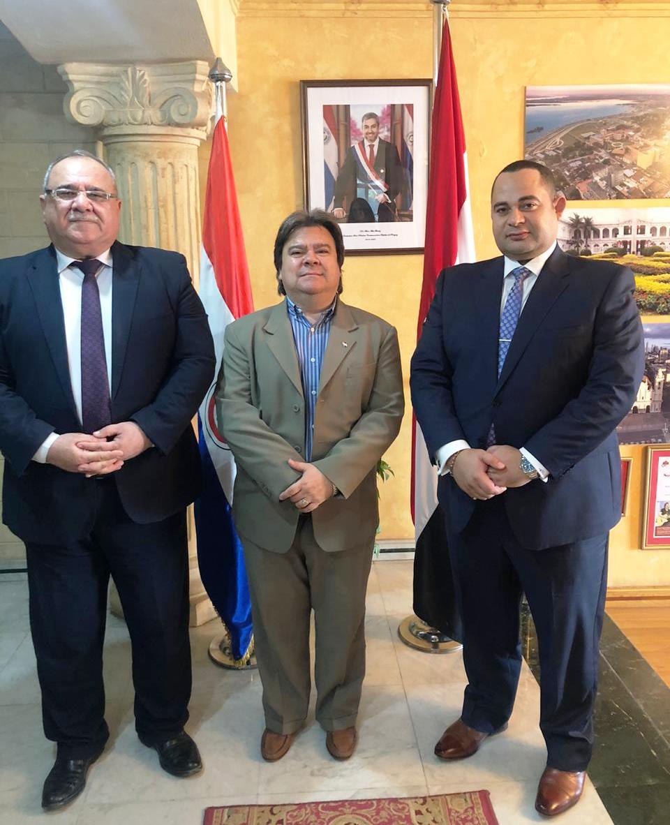 Autoridades sanitarias de Egipto harán una visita técnica a nuestro país cuando las condiciones sanitarias lo permitan. Foto: Gentileza.