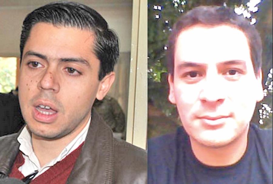 Guillermo Duarte Cacavelos y Fabián Ramírez Mora, abogado.