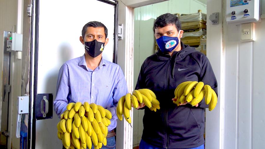 Stock ayuda directamente a 25 pequeños productores e indirectamente a unas 150 familias.FOTO:GENTILEZA