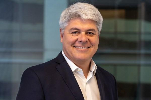 Javier Carrique, director comercial de Red Hat. Foto: Gentileza.