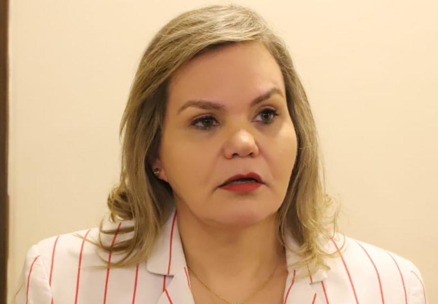 La expresidenta de la ANR abogó por conversar con todos los sectores internos del partido. Foto: Archivo.