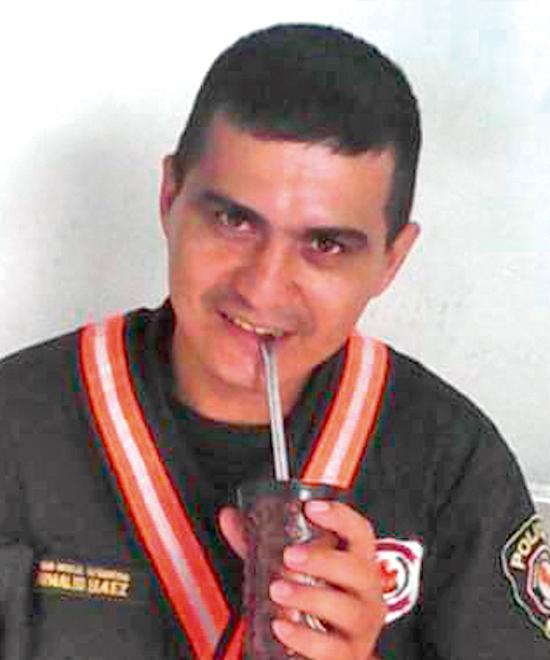 Arnaldo Báez.