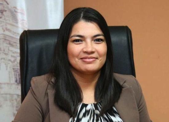 Viviana Casco, directora de Política Macrofiscal de Hacienda. Foto: Archivo.