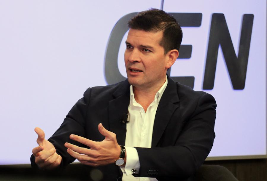 Sergio Godoy, senador de la ANR. Foto: Archivo.