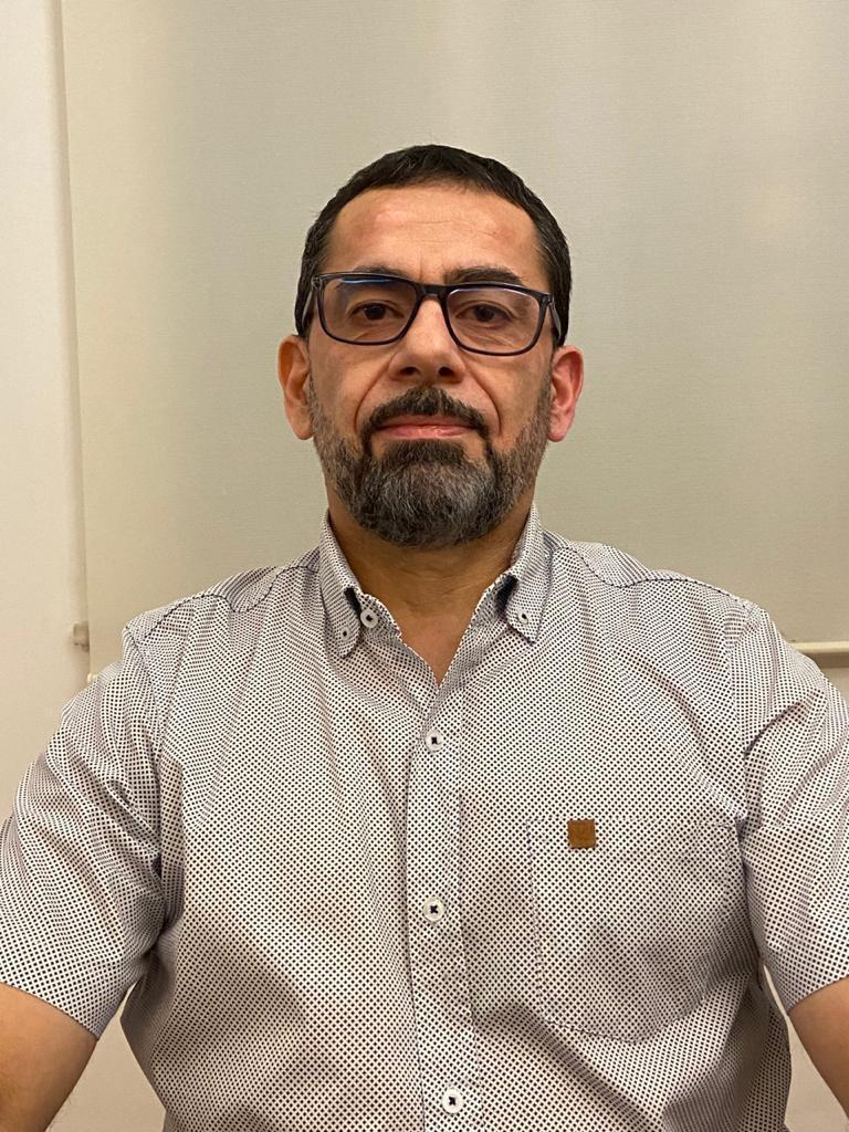 El Dr. Ulises Arrúa es médico intensivista paraguayo y vive en Brasil hace casi 14 años. Foto: Gentileza.