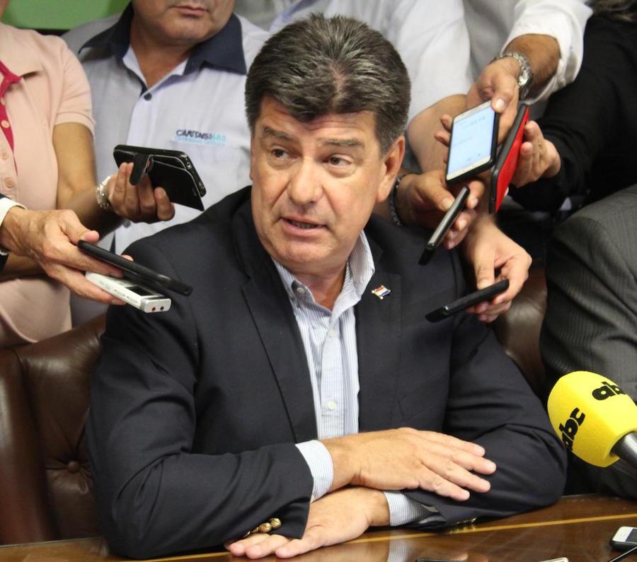 Efraín Alegre.